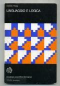 G. PATZIG - LINGUAGGIO E LOGICA - 1A EDIZ. 1973
