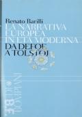 La narrativa europea in età moderna da Defoe a Tolstoj