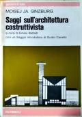 Saggi sull'architettura costruttivista