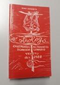 El strologo. Calendario Almanaco  veneto par l'ano 1988 n.24