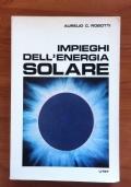 IMPIEGHI DELL' ENERGIA SOLARE
