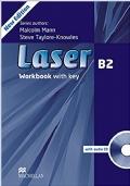 LASER B2  Workook + audio cd