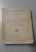Pio IX e la politica austriaca in Italia dal 1815 al 1848 nella relazione di Riccardo Weiss di Starkenfels.
