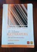 Il libro della letteratura testi e storia dalle origini all'età della controriforma
