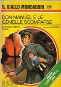 Don Manuel e le gemelle scomparse - con 2 segnalibro Fila serie Pirati - Khair Eddin Barbarossa da collezione