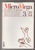 Micromega 3 2004: La ragione e la speranza