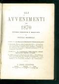 Gli avvenimenti del 1870. Studio politico e militare.