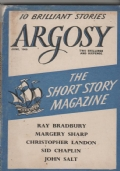 Argosy The short story magazine 10 brilliant Stories June, 1960