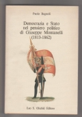 Democrazia e stato nel pensiero politico di Giuseppe Montanelli