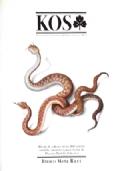 KOS - N.Zero - Rivista di cultura e storia delle scienze mediche, naturali e umane
