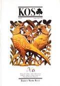 KOS - N.15 - Rivista di cultura e storia delle scienze mediche, naturali e umane