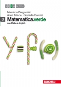 Matematica.verde 3 con maths in English