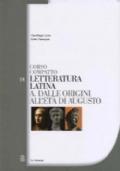 corso compatto letteratura latina A dalle origini all'età di augusto  b l'età imperiale
