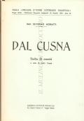 Dal Cusna: scelta di sonetti a cura di Carlo Grassi