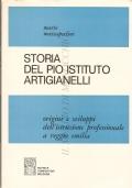 Storia del Pio Istituto Artigianelli: origini e sviluppi dell'istruzione professionale a Reggio Emilia