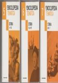 L'enciclopedia tematica vol. 5-6-7 storia L'Espresso