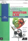 Maitre & Barman con MASTER LAB