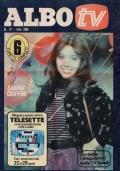 ALBO TV ANNO 1978 NUMERO 17 Sabina Ciuffini