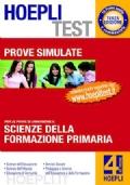HOEPLI TEST 4 - PROVE - SCIENZE DELLA FORMAZIONE PRIMARIA