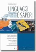 Linguaggi e saperi. Tomo D Epica. Antologia italiana per il biennio della scuola secondaria di secondo grado