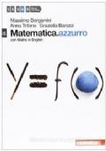 MATEMATICA AZZURRO CON MATHS IN ENGLISH - - 4S
