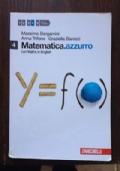 Matematica.azzurro 4 con Maths in English