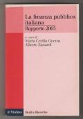 La finanza pubblica italiana. Rapporto 2003
