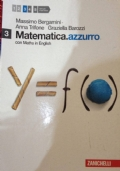 MATEMATICA.AZZURRO 3 CON MATHS IN ENGLISH