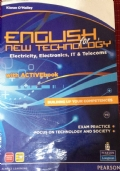 ENGLISH NEW TECHNOLOGY - Electricity, Electronics, IT & Telecoms with ACTIVEbook