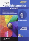 Nuova matematica a colori 4