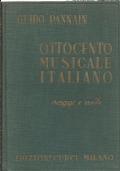 Ottocento musicale italiano - Saggi e note