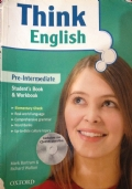 THINK ENGLISH PRE-INTERMEDIATE - Student's Book & Workbook