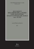 Documenti dell'Eremo della Torre e del Monastero di Santo Stefano del Bosco (secc. XI-XII)