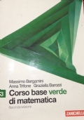 CORSO BASE VERDE DI MATEMATICA 3 SECONDA EDIZIONE