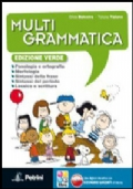 MULTI GRAMMATICA - Edizione Verde - SOLO Palestra Competenze e INVALSI + CD