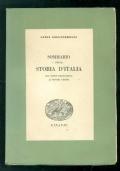 Sommario della storia d'Italia. Dai tempi preistorici ai giorni nostri.
