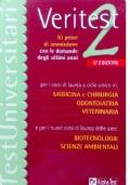 VeriTest2 V Edizione Medicina e Chirurgia Odontoiatria Veterinaria S.Ambientali Biotecnologie S.Biologiche