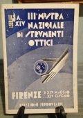 III° MOSTRA NAZIONALE DI STRUMENTI OTTICI