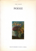 POESIE (dedica dell'autore)