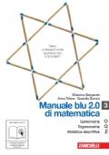 Manuale blu 2.0 di matematica volume 3