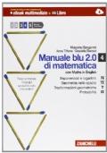 manuale blu 2.0 di matematica 4