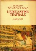l'EDUCAZIONE TEATRALE (dedica dell'autore a Minnie Alzona)
