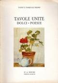 TAVOLE UNITE (dedica dell'autore a Minnie Alzona)