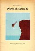 PRIMA DI LEUCADE (dedica dell'autore a Minnie Alzona)
