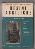 Manuali delle materie plastiche: resine acriliche