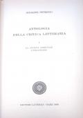 Antologia della Critica Letteraria I - La Civiltà Comunale - L'Umanesimo