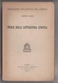 Storia della letteratura etiopica