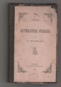 Studi di letteratura italiana