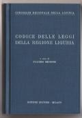 Codice delle leggi della regione Liguria