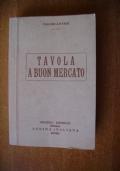 TAVOLA A BUON MERCATO